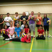 Projektwoche bei der Schule auf der Aue Münster