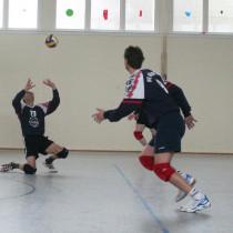 Heimspielwochenende der VSG Volleyballer