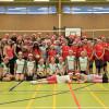 Weihnachtsturnier bei den jüngsten Volleyballerinnen