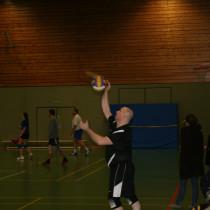 Weihnachtsturnier und Abteilungssitzung der Volleyballer
