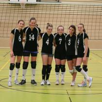 Qualifikation zum Hessenjugendpokal im Volleyball in Dieburg