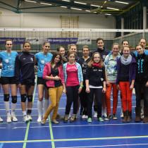 Damen 2 beim VC Wiesbaden