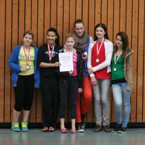 U14 der VSG holen 3. Platz beim Hessenjugendpokal