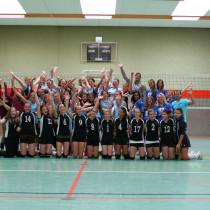 Großes Spielwochenende der Volleyballer der VSG Dieburg/ Münster