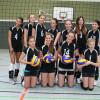 Volleyballerinnen der VSG bei den 12 besten Teams in Hessen bei U14 und U16