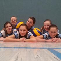 VSG Volleyballerinnen auf Landesniveau unterwegs