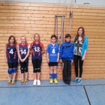 U12 Volleyballer fahren zu den Hessenmeisterschaften