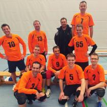 Volleyball Herren erkämpfen sich Punkt