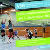 Saisonvorbereitungsturnier am 03.09.2017 bei der VSG Dieburg/ Münster
