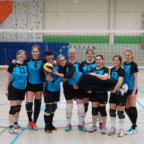 Saisonendspurt der Volleyballteams